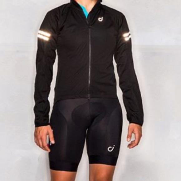 Velocio Women's Race Rain Jacket - Black